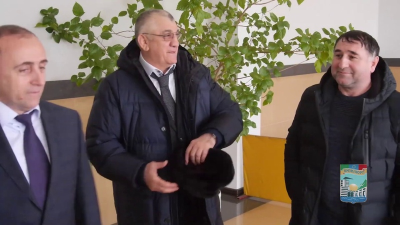 Открытие молодежного первенства Дагестана по боксу (г.Кизилюрт, 28 января 2019 года)