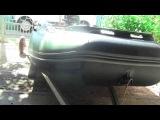 Обзор надувной лодки X-River Agent 340 (ролик на конкурс)