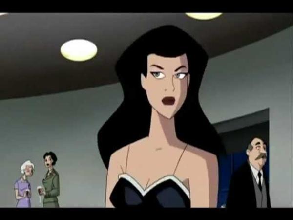 Mujer Maravilla Batman [baile] - La Liga De la Justicia Cap. 33 Dama de Honor