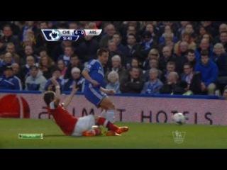 Tomas Rosicky vs Chelsea (22/03/2014) | Arsenal-Chelsea 0-6 HD