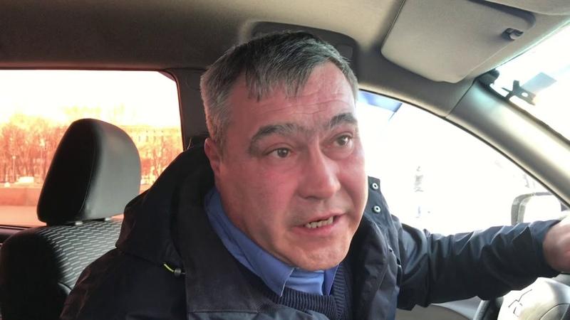 Голодовка водителя автобуса ГУП Мосгортранс