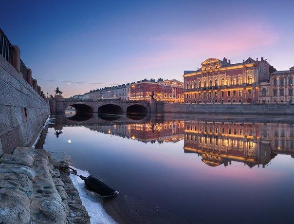 Дворец Белосельских-Белозерских, Санкт-Петербург. Автор фото — Сергей Дегтярёв: nat-geo.ru/photo/user/292323/