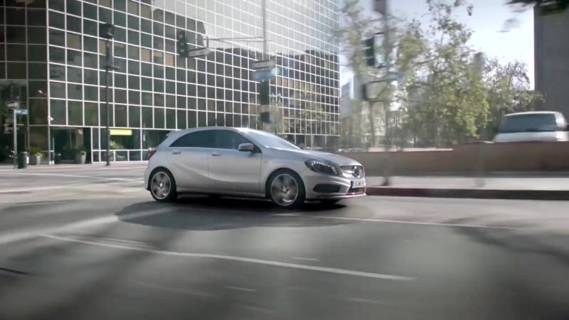 Mercedes-Benz 2013 A-Class Presentation HD Film