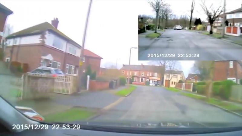Зеркало-видеорегистратор Car DVRs Mirror и габариты в подарок