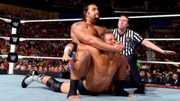 Почему Райдера засквошили на Raw?