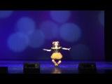 Ожившая кукла. Щербина Вероника, 7 лет. Конкурс BALTIC STAR г Таллин, 2013г