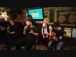 Bob marley - No woman no cry акустика Cover Band 8BIT