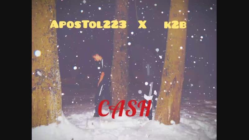 AposTol223 X k2b - CASH