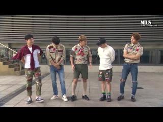 [MLS] Беги, BIGBANG скаут! - 1 серия озвучка