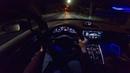 Porsche Panamera Turbo Sport Turismo POV NIGHT DRIVE by AutoTopNL
