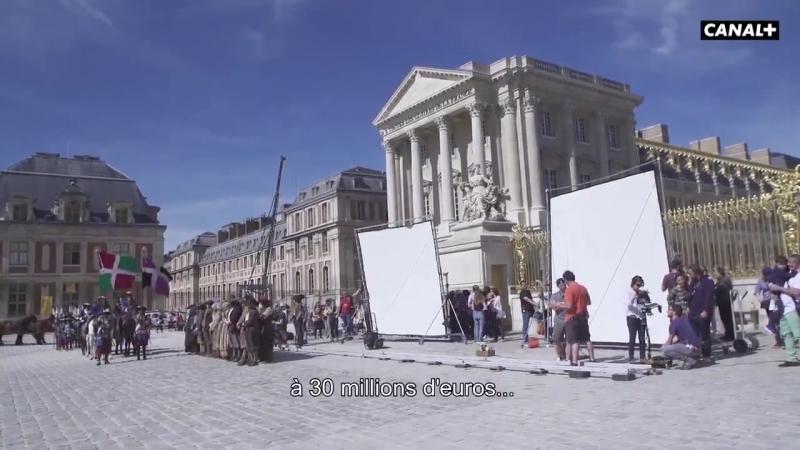 [MakingOf] La fin de Versailles, cest la fin dune aventure... - Revivez les derniers instants de cette grande famille sur le tou