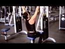 Female Fitness Motivation Video