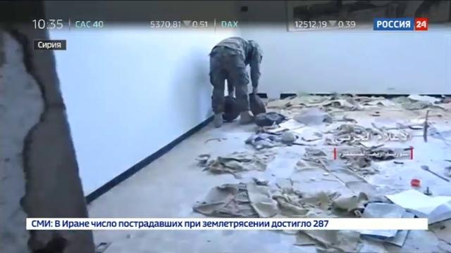 Новости на Россия 24 • Информационне войны вокруг Сирии эксперты об участии в них Белых касок