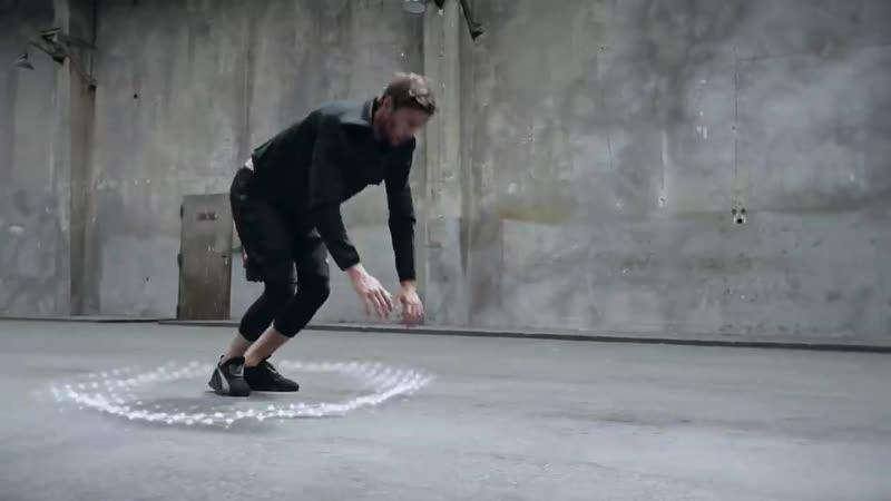 PUMA Introduces Self Lacing Training Shoe Fit Intelligence Fi .mp4