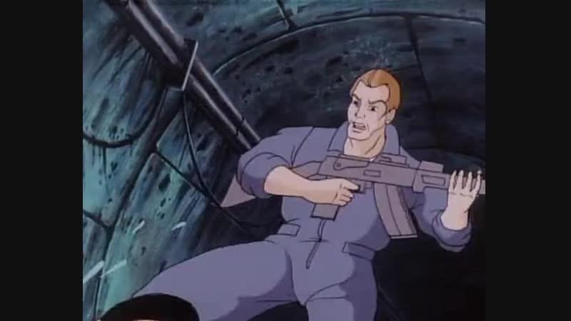Рэмбо и Силы Свободы 11 серия (на английском)