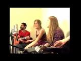Наша музыка 2007 - Паровоз КРАСИКОВ в студии ТВ Царское Село