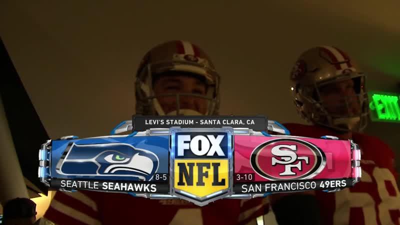 NFL 2018-2019 / Week 15 / Seattle Seahawks - San Francisco 49ers / EN