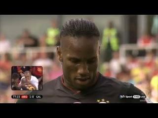 Arsenal vs Galatasaray (1-2)