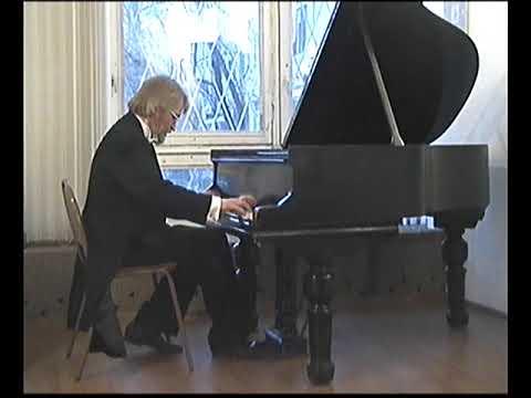 Музыкальная Атлантида КАЛИНКА Андрей Катичев за роялем