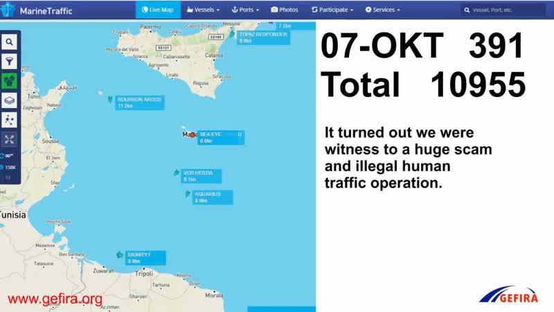 2019-07-07 NGO-Schiffe als Schlepper tätig