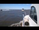 День Балтийского флота Кильватерный строй яхт клуба Балтиец