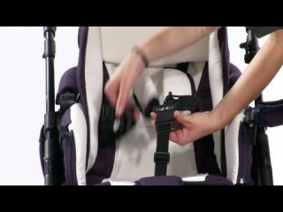Модульная коляска Adamex Mars ,  www.okidoki63.ru