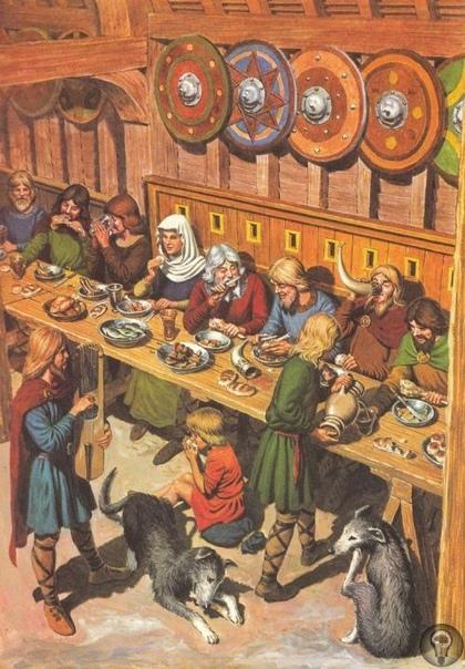 Как англосаксы завоевали Британию Англы и саксы были знаменитыми морскими разбойниками и держали в страхе побережье Галлии. В V веке они начали завоевание Британии: так и появилась Гептархия.