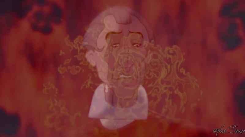I learned the truth too late Frollo Esmeralda MEP part