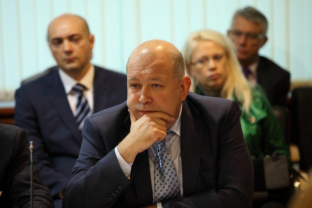 Министр промышленности и энергетики РО провел встречу с руководителями таганрогских предприятий