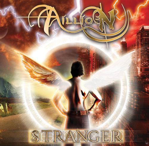 Aillion -  Stranger (EP)