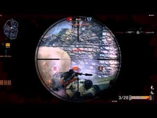 Warface Клан 9ый_Легион VS ФестФайт (Вампир нинзя)