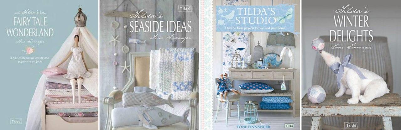 Тильда-книги © Tildasworld.com