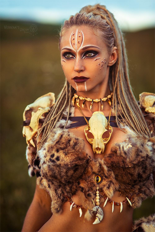 Praire Lynx by Verbena's Dream Studio