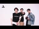 UNIQ UNIQ LIFE Ибо、Чо Сынён и Чжоу Исюань《Национальное достояние китайского xип xопа》