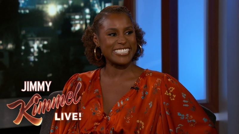 Issa Rae on Emmy Nomination for 'Insecure' Betty White Backlash