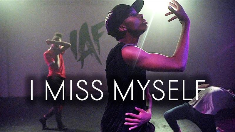 I Miss Myself - NOTD x HRVY | Brian Friedman Choreography | IAF Compound