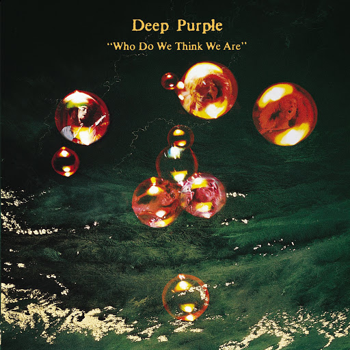 Deep Purple альбом Who Do We Think We Are (Remastered)