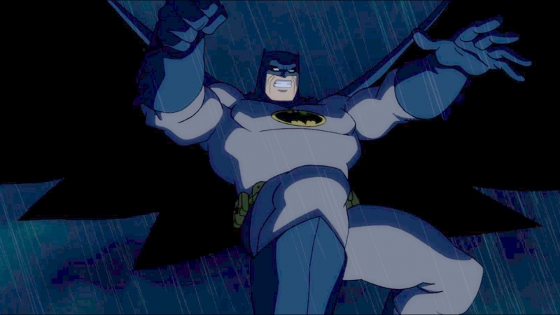 Batman: The Dark Knight Returns (AMV)