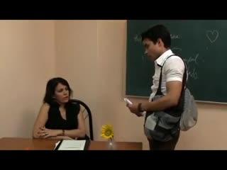 Мой учительница и я _ mi profesora y yo (2016) куба
