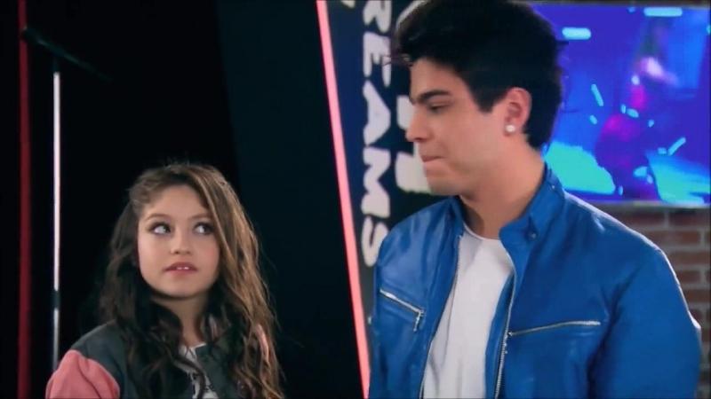 Soy Luna 2 - Matteo le dice a Luna que no le tiene que dar (Ep 65)