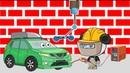 Мультики Про Машинки - Видео Для Детей - Учим Цвета и Формы