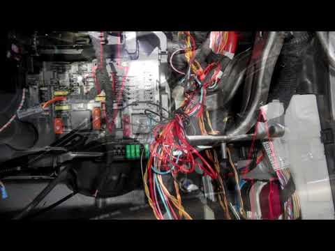 Theft protection de-energize fuel pump