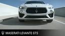 Maserati Levante GTS. Raise your expectations.