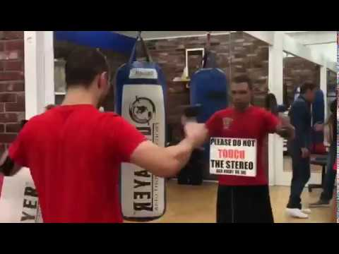 EPIC Joe Goossen Why Lipinits Is Not Sweating After 30 Rds in gym
