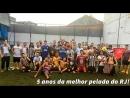 PELADA CARTOLA RJ ABRIL 2018
