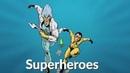 Rick and Morty Season 4 Promo | Superheroes