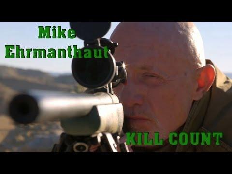 Mike Ehrmantraut Kill Count (BB BCS)