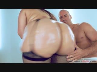14.12.2018 - alycia starr - glammed and banged [hd 1080, bbw, big tits, hardcore, blowjob, porn, xxx, порно]