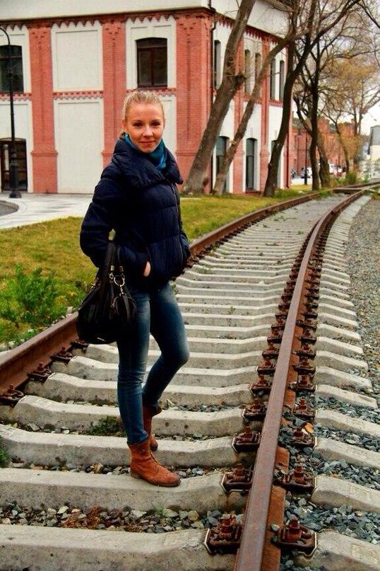 Daria Kolbasyuk   Владивосток