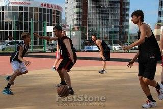 Чемпионат России   по уличному баскетболу 2014 3 тур